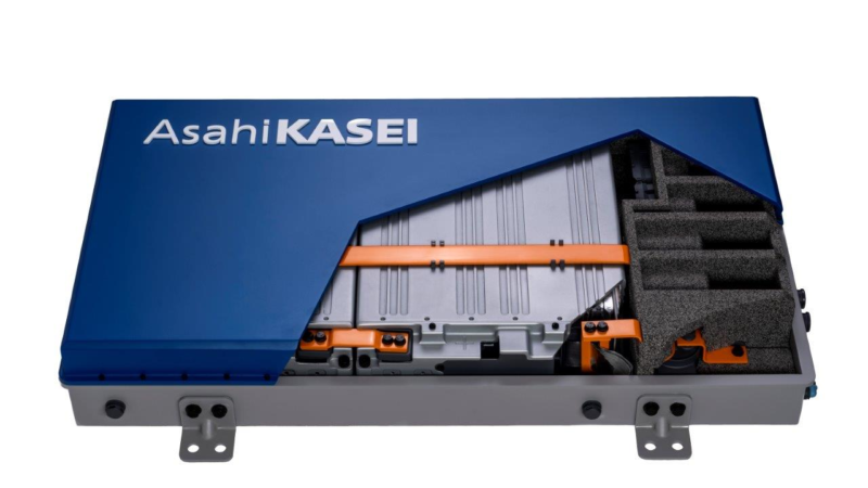 "The ""Battery Show Europe"" in Stuttgart: Asahi Kasei Introduces Innovative Materi-als for the Battery of Tomorrow"