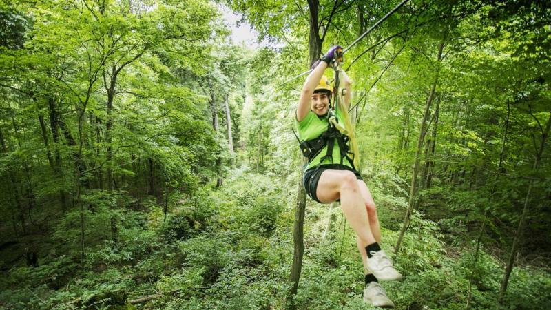 Spannende Outdoor-Aktivitäten sorgen in Illinois für Adrenalinkicks