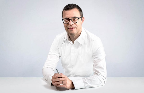 Eric Chapelle ist Chief Financial Officer bei Stormshield