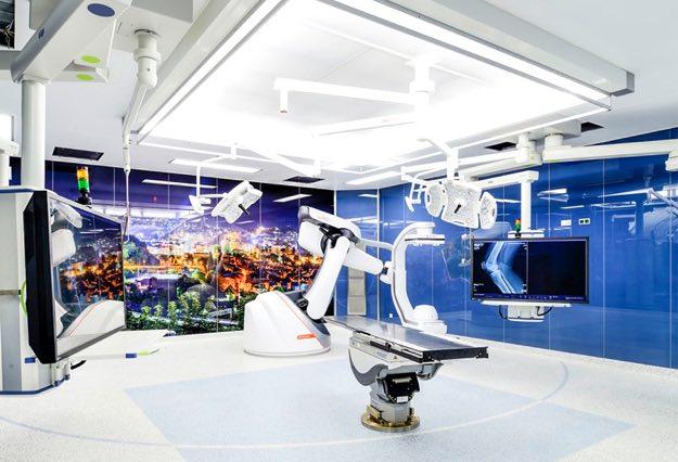 Operationen an der Aorta im modernen Hybrid-OP
