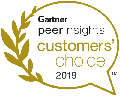 "Paessler erhält Gartner Peer Insights Customers"" Choice Badge in der Kategorie IT-Infrastructure-Monitoring-Tools"