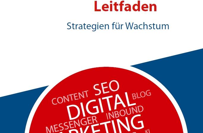 Neues Fachbuch: Digital Marketing Leitfaden: Strategien für Wachstum