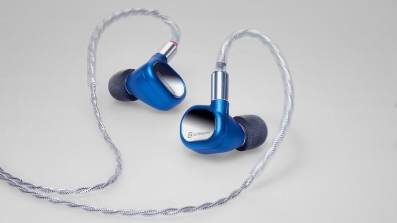 ULTRASONE Saphire: Revolutionärer In-Ear-Kopfhörer mit sechs Treibern und vier Wegen