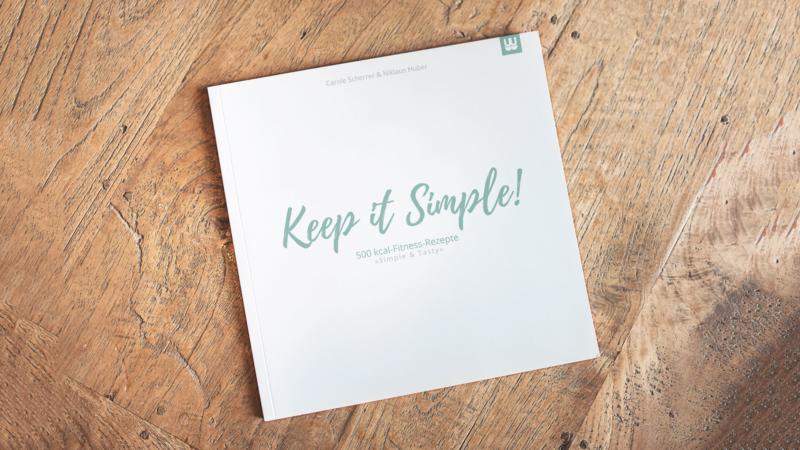 """FNH-Kochbuch """"Keep it Simple – 500kcal-Fitness-Rezepte"""" bald für euch erhältlich!"""