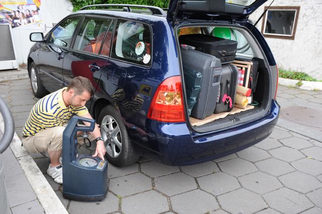 Stressfrei mit dem Auto in den Urlaub – Verbraucherinformation der ERGO Group