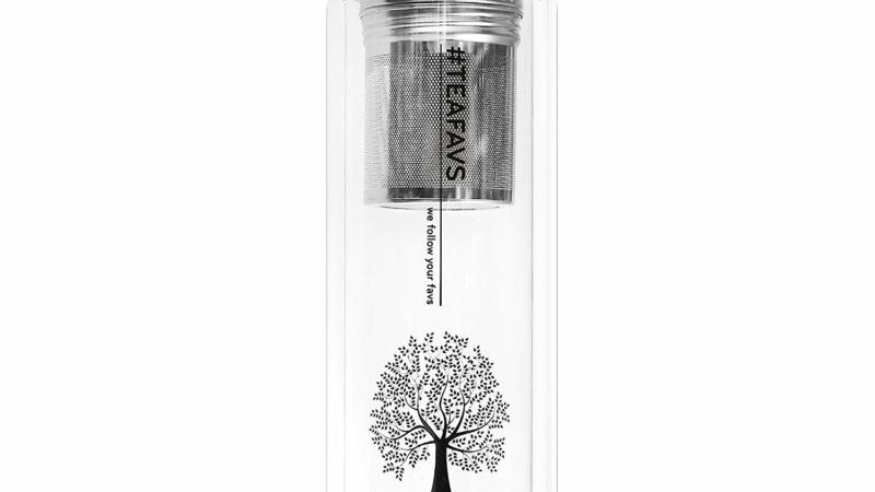Wasserflasche Glas – die gesunde Art Wasser zu genießen