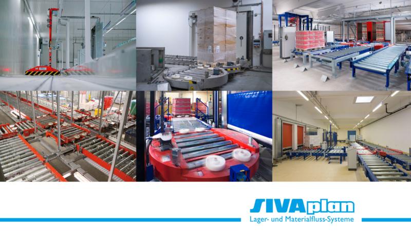 Fördertechnik und Materialflusslösungen von SIVAplan