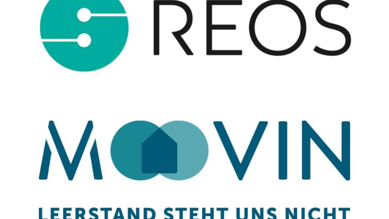 moovin und Software-Plattform REOS starten Kooperation