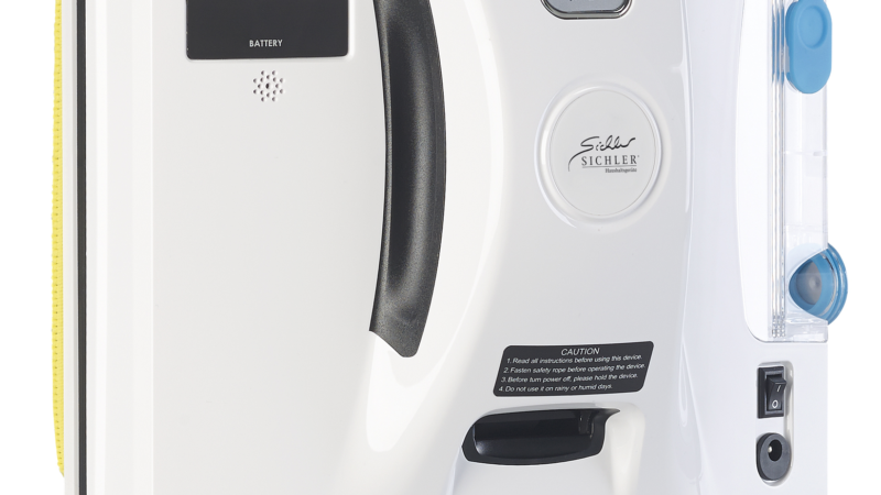 Sichler Profi-Fensterputz-Roboter PR-041 V4