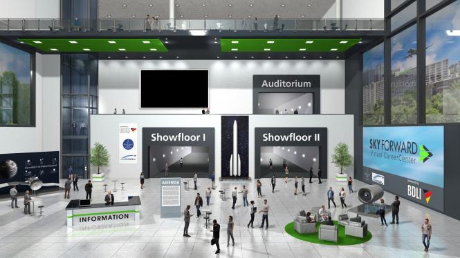 """ARTS auf der Online-Karrieremesse """"SkyForward"""""""