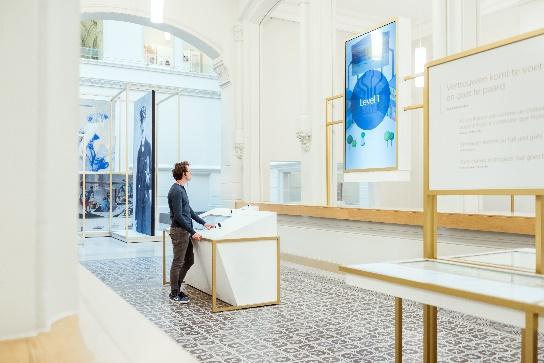 Philips Professional Display Solutions gewinnt Auszeichnung für das beste kommerzielle Installationsprojekt des Jahres