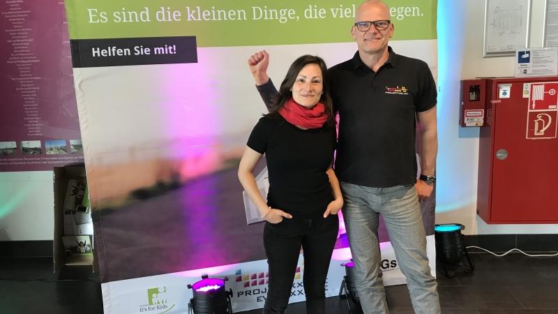 PROJEKTSERVICE Schwan unterstützt It's for Kids