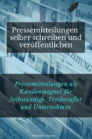 Pressemitteilungen selber schreiben und veröffentlichen