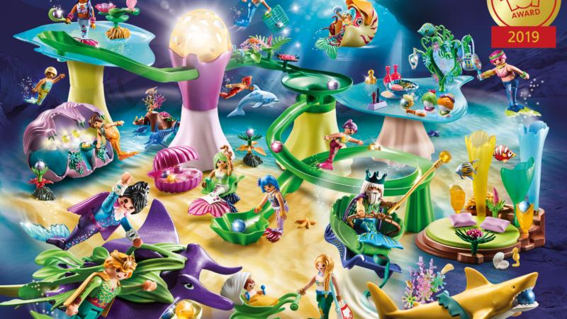 Unterwassermagie mit PLAYMOBIL: Farbenfrohe Welten unter dem Meer