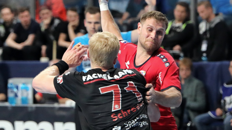 Handball-Bundesliga: HC Erlangen feiert Arbeitssieg gegen Bietigheim