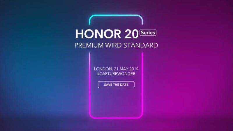 """""""Premium wird Standard"""" mit der HONOR 20-Serie"""