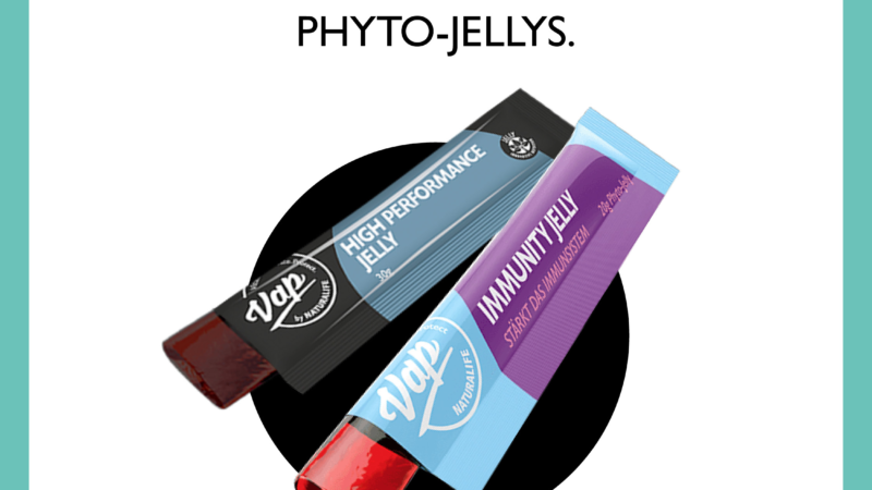 VAP Phyto-Jelly  – The New Generation of Nutrition