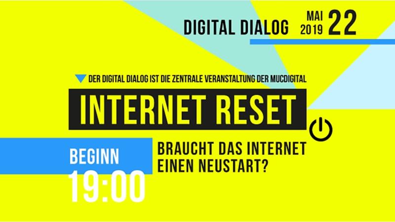 Internet RESET? – Braucht das Internet einen Neustart