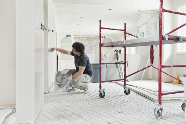 Bei Umbau Versicherungen im Blick behalten – Verbraucherinformation der ERGO Versicherung
