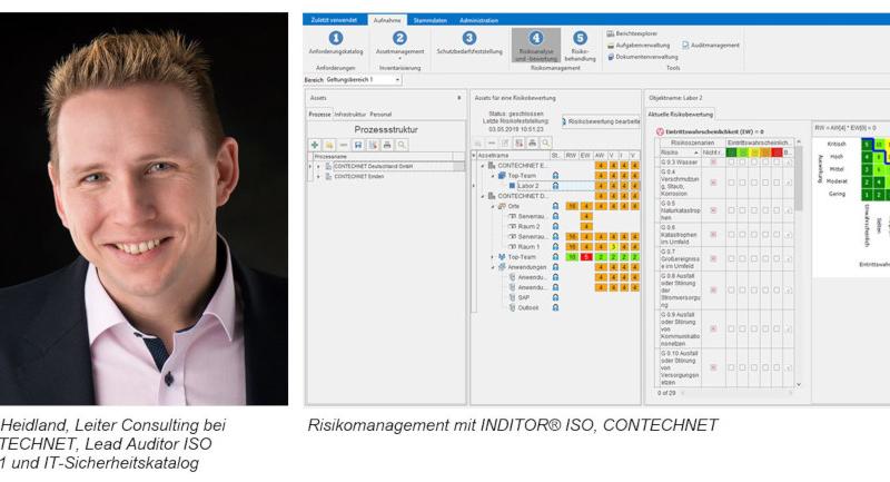 CONTECHNET optimiert Software-Suite für mehr Anwenderfreundlichkeit
