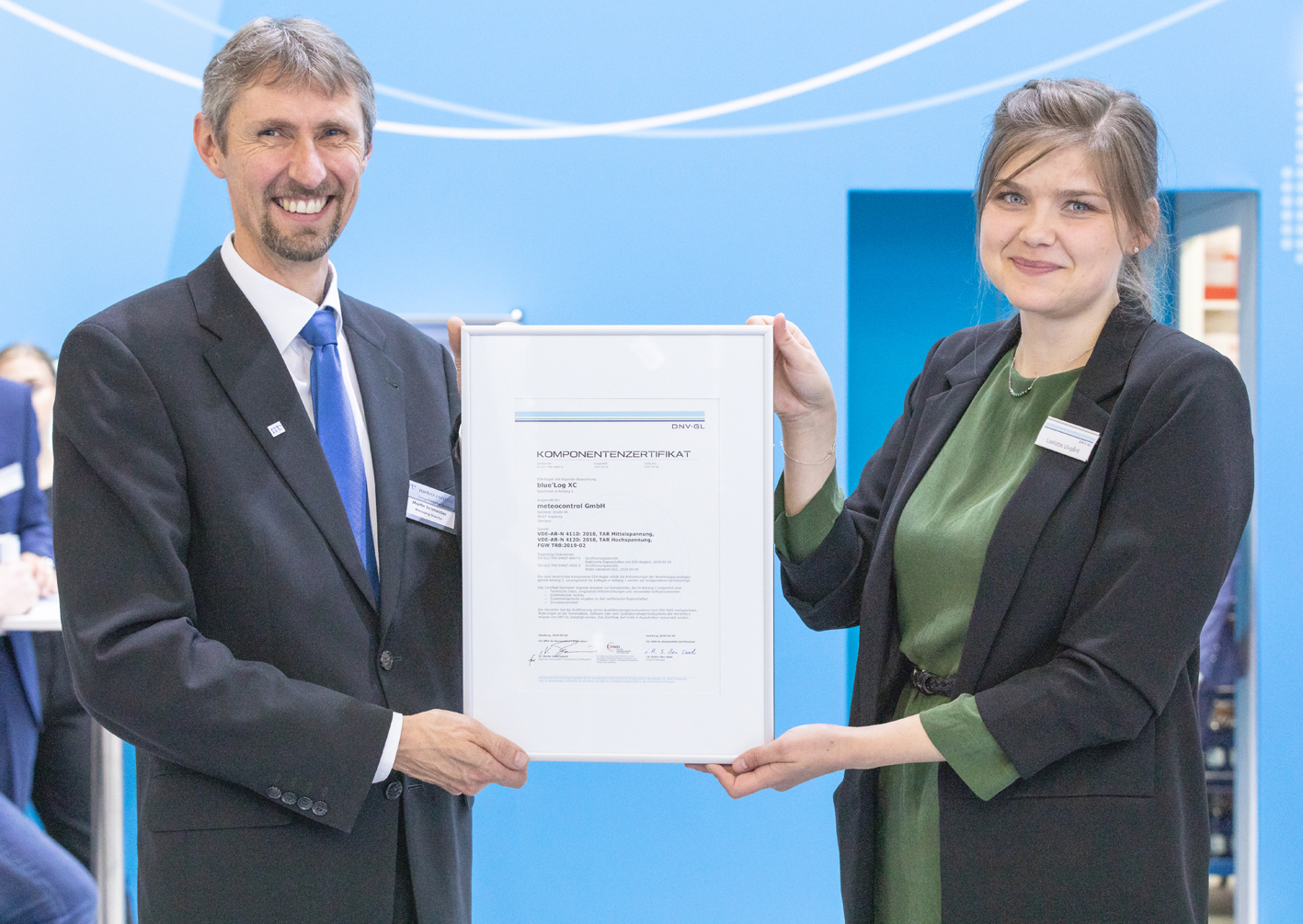 Certified: meteocontrol's Power Plant Controller receives component certification