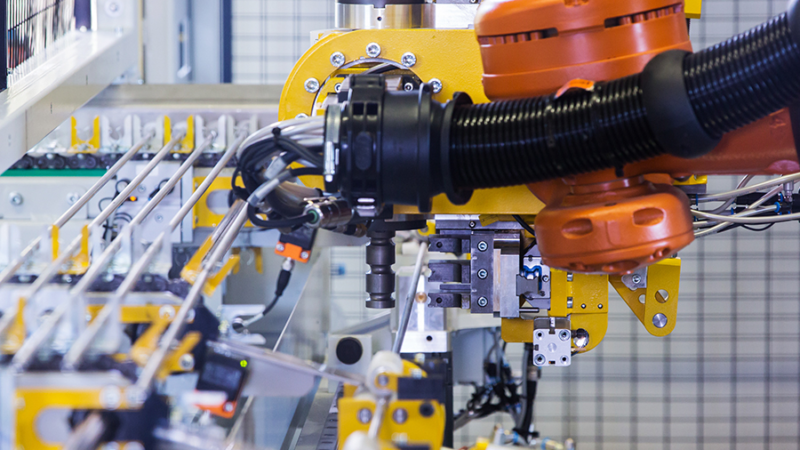 The next generation of tube bending robots