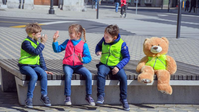 Kidoneye is the world's most versatile children's vest
