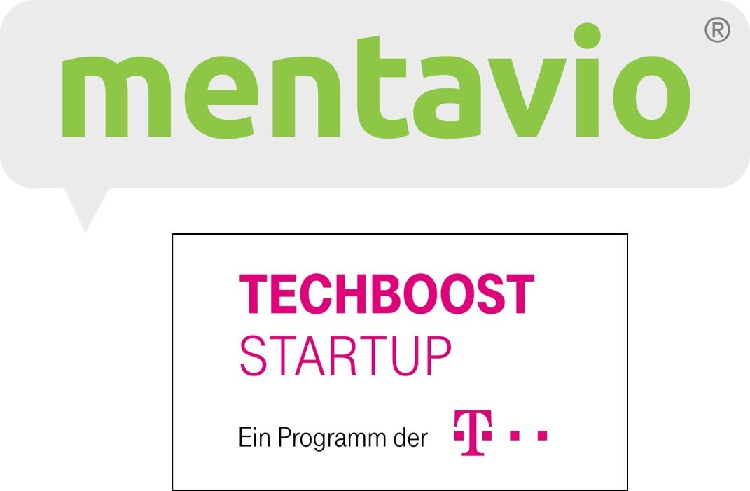 mentavio ist ab sofort Teil des TechBoost Startup-Programms der Deutschen Telekom