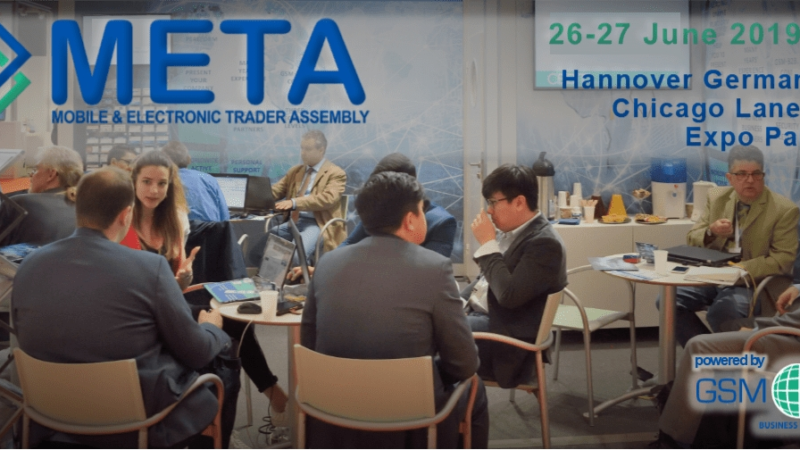 GSM-B2B Business Network trifft sich zu META 2019 in Hannover
