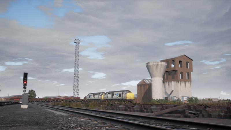 Train Sim World: Stylisher Stahl auf der Tees Valley Line