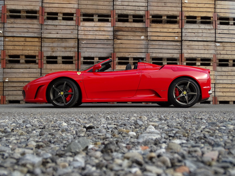 New SmartTOP convertible top control for Ferrari 360 and F430 Spider now available
