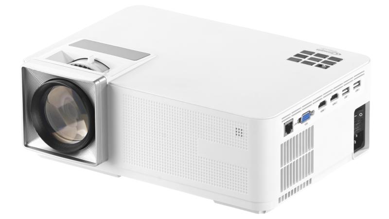 SceneLights LED-LCD-Beamer LB-9400.wifi mit WLAN