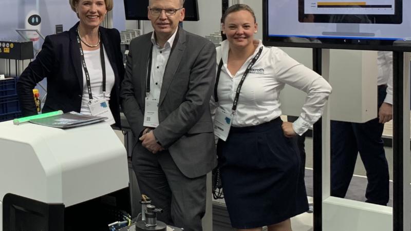 IoTOS stellte innovative Traceability-Lösung auf der Bosch Connected World 2019 vor