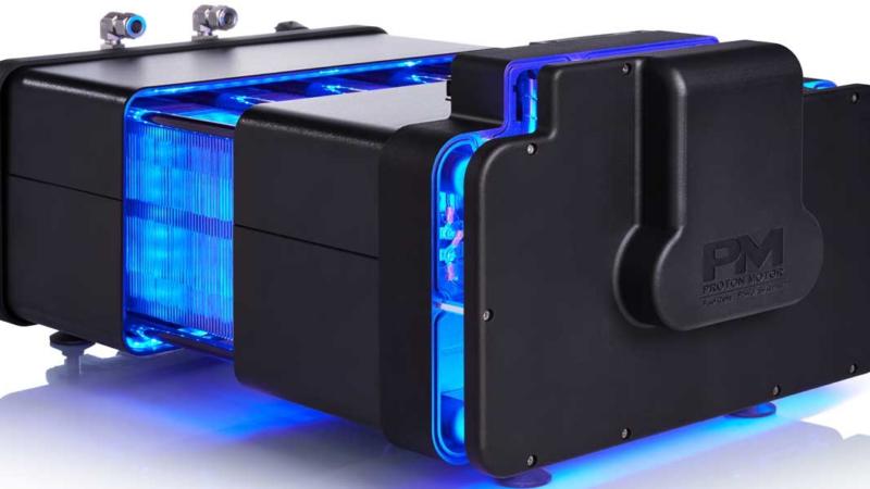 Meilenstein für Marktführer Proton Motor Fuel Cell GmbH