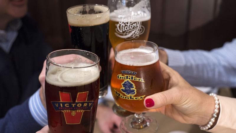 Cheers to Craft-Beer: Die Countryside für Bierfreunde