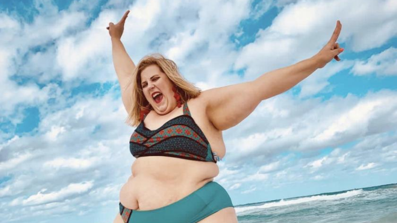 Plus Size Model Christin Thomsen über die Gillette-Venus-Kampagne mit Anna O´Brien