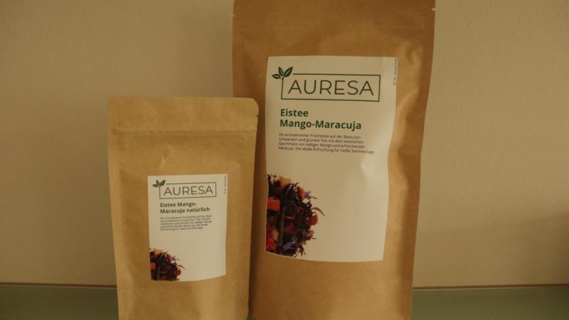 Mango-Maracuja macht Lust auf Teegenuss im Juni