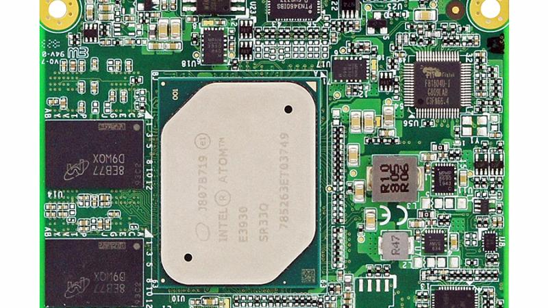 Industrie-Einsatz: hoch integriertes IBQ800 von iBASE