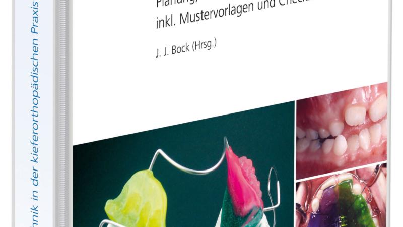 """Neuerscheinung von Spitta """"Zahntechnik in der kieferorthopädischen Praxis"""""""