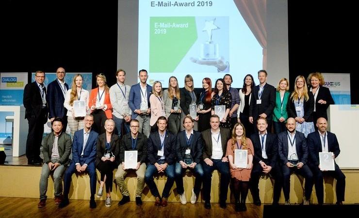 E-Mail-Award: Auszeichnung für die besten E-Mail-Kampagnen