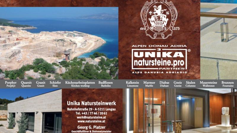 Naturstein – DER nachhaltige Baustoff der Zukunft