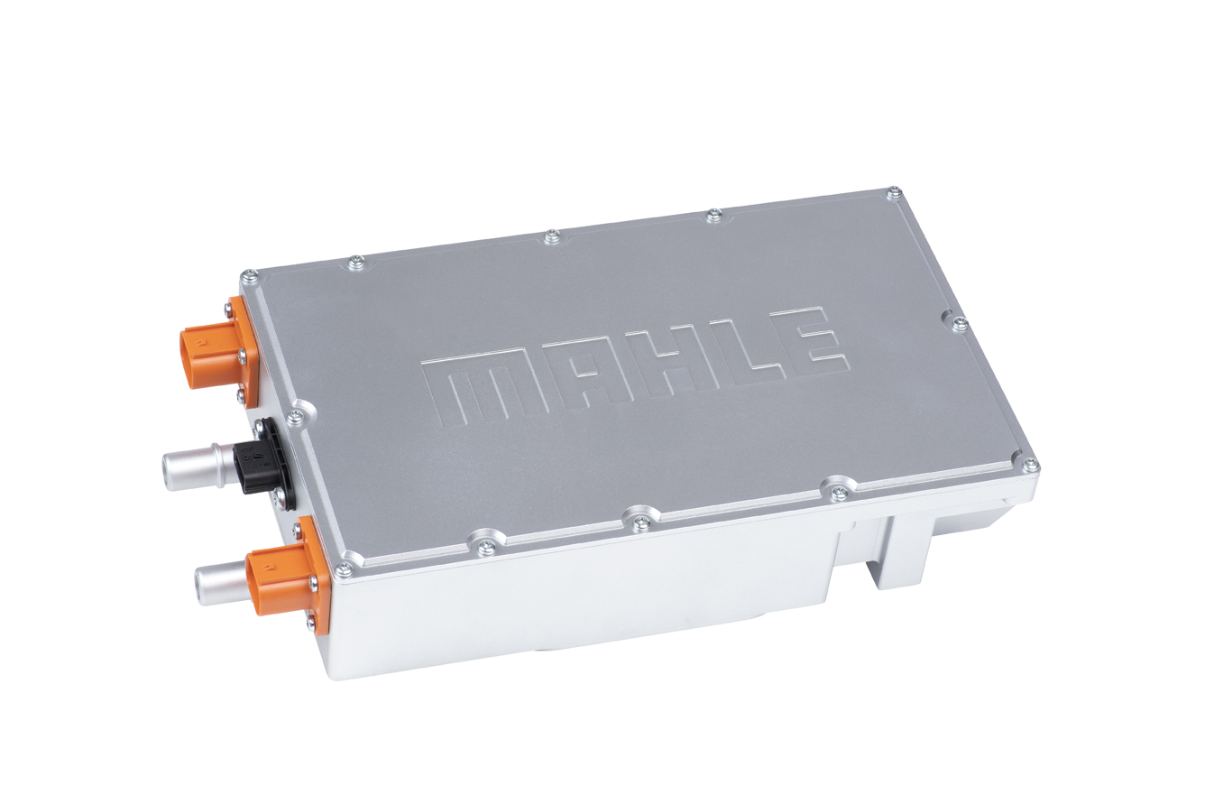 MAHLE power electronics move electric vehicles