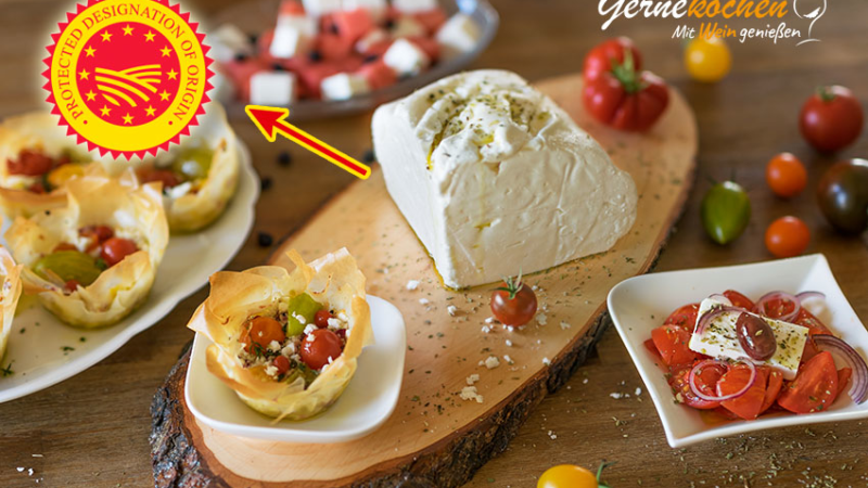 Feta PDO – Let's get real!