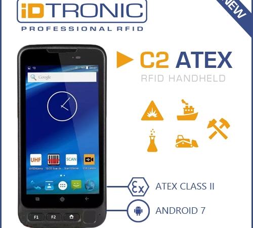 iDTRONICs Handheld Computer C2 ATEX