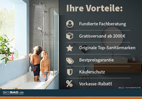 Sicheres und preiswertes Einkaufen auf Skybad.de