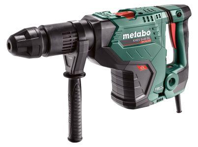 Durchbruch bei Metabo: Die neuen SDS-max-Hämmer mit Brushless-Technologie