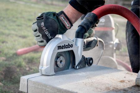 Metabo: Diamanttrennen leicht gemacht – Das neue Trennsystem von Metabo