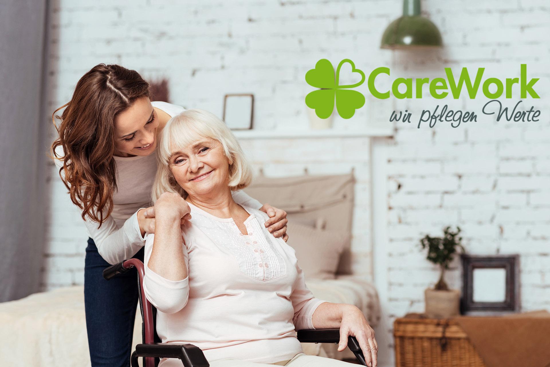 CareWork – 24 Stunden Betreuung mit TÜV-Zertifizierung