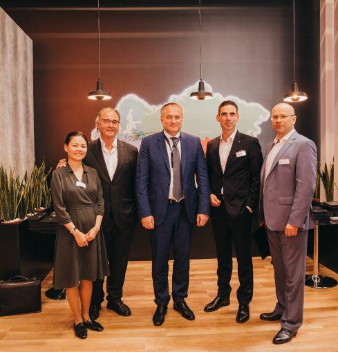 UTLC ERA intensifies cooperation with Hellmann