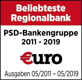 Gut, Besser, Ausgezeichnet! – PSD Bank Hannover eG
